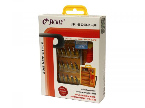 Jackly JK-6032A Schraubendreher / Torx Set
