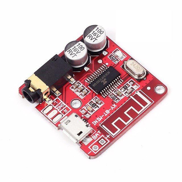 Bluetooth 4-1 Audio Decoder Verstärker Modul XY-BT Mini