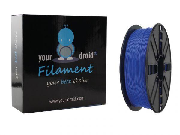 Your Droid PLA-Filament  blue