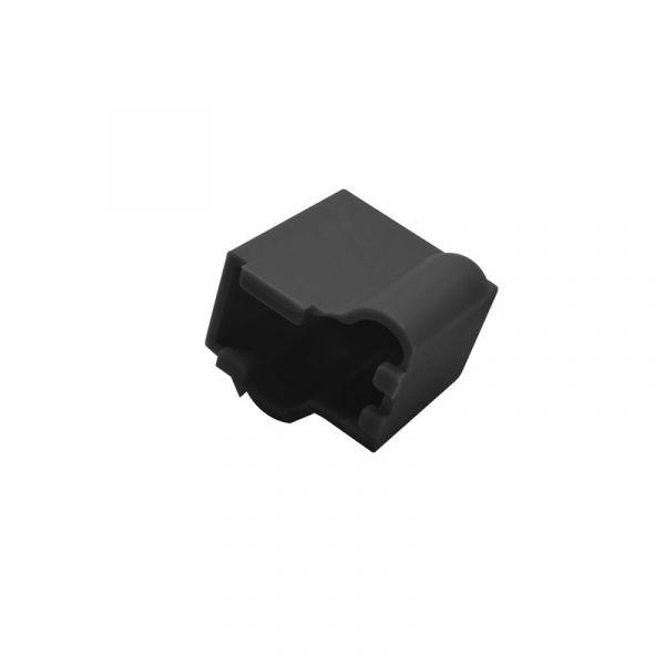 Silikon-Isolierung für Volcano Hotends (schwarz)