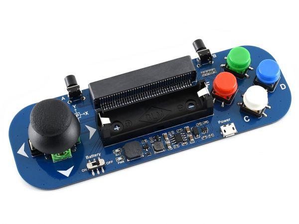 Waveshare Gamepad Modul für Micro:Bit Joystick und Buttons