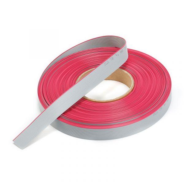 1 Meter Flachbandkabel 16-polig 1,27mm