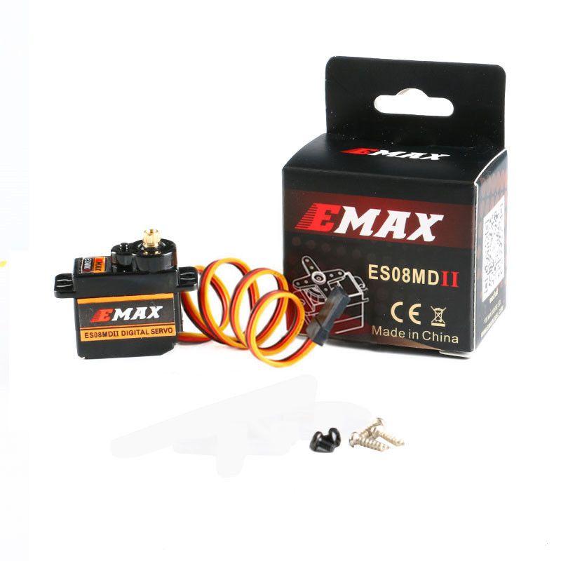 EMAX ES08MD II Digitaler Mini Servo mit Metallgetriebe