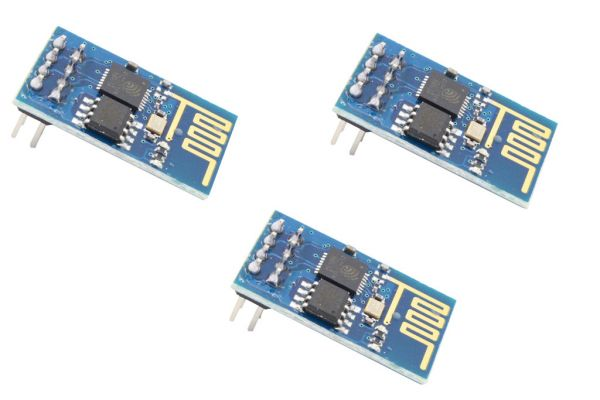 3er Set ESP8266 Serial Wifi Modul