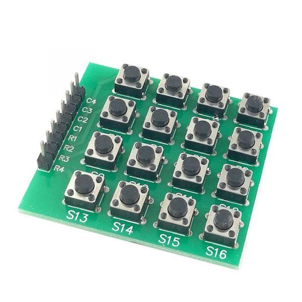 4x4 Tastenfeld Keypad Modul