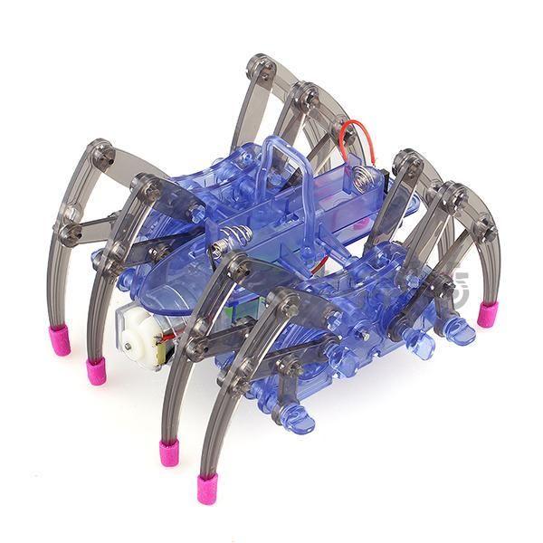 Spider Robot Lernbaukasten