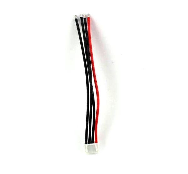 JST XH Kabel 10cm mit Stecker 3S1P 4pin