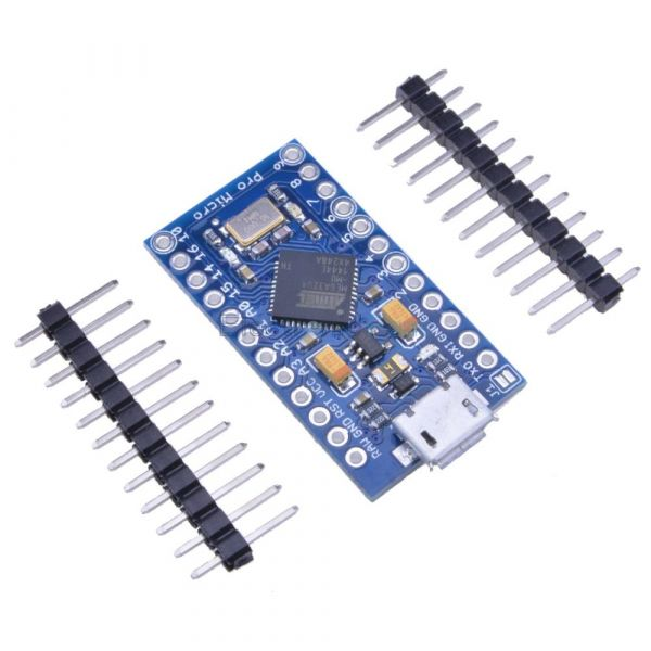 ATmega32u4 Micro Pro 3.3V mini Leonardo / Arduino Board