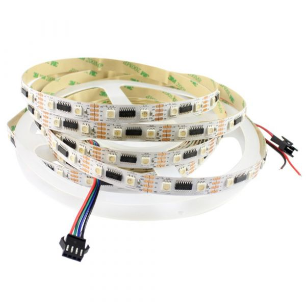 1 Meter LED Strip 5050 LPD8806 IC24 RGB 48 LEDs/m