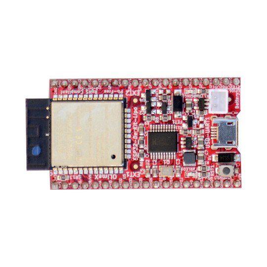 ESP32-DevKit-Lipo