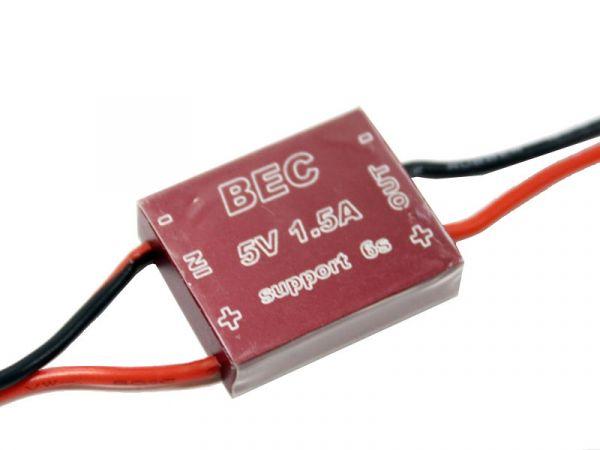 PowerSupply Modul 5V 1.5A BEC für FPV