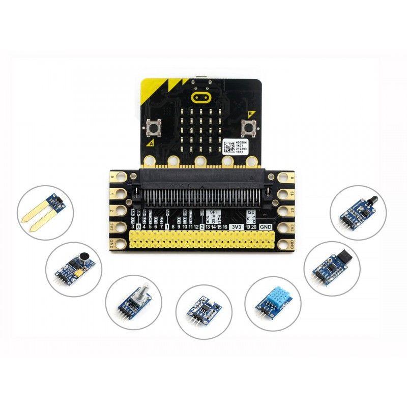 Waveshare BBC micro:bit Sensor Kit
