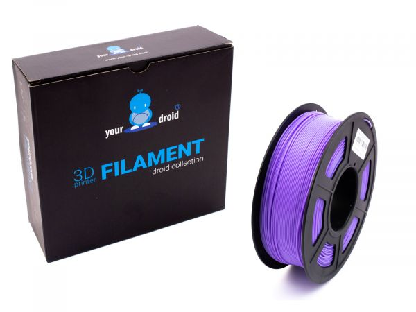 yourDroid PLA filament lila 1.75mm