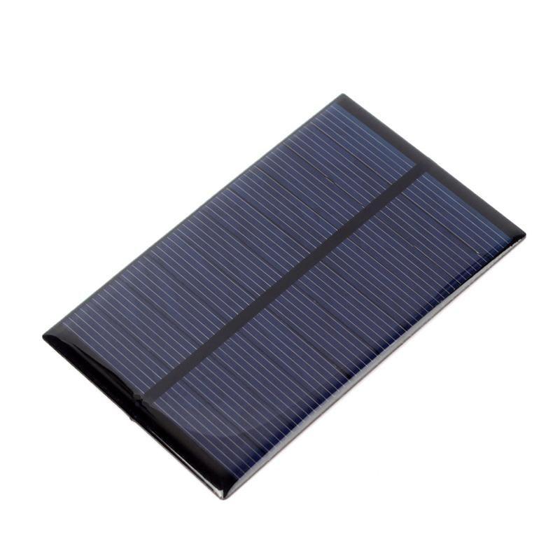 5V 240mA 1-2 Watt DIY Solar Panel