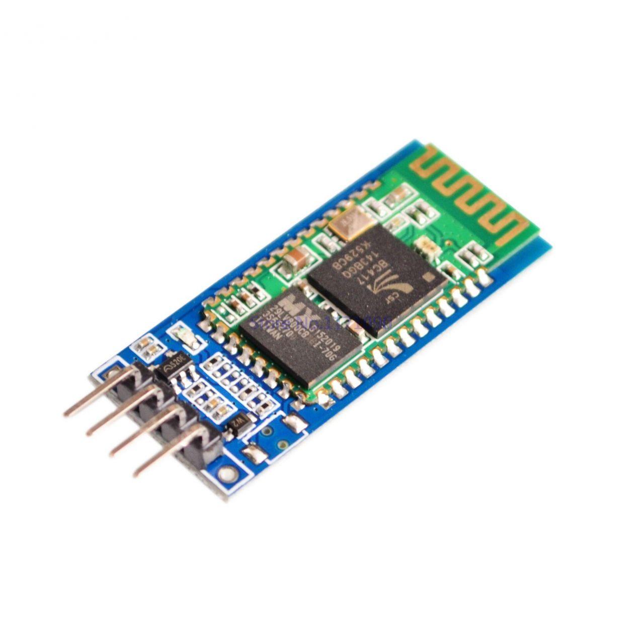 HC-06 Wireless Bluetooth Arduino-Modul (Master-Slave)