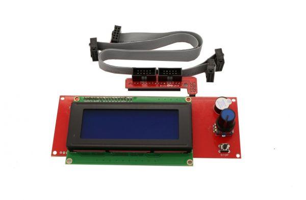 LCD 2004 RepRap Full Graphic Smart Controller für RAMPS 1.4 mit SD Card Reader