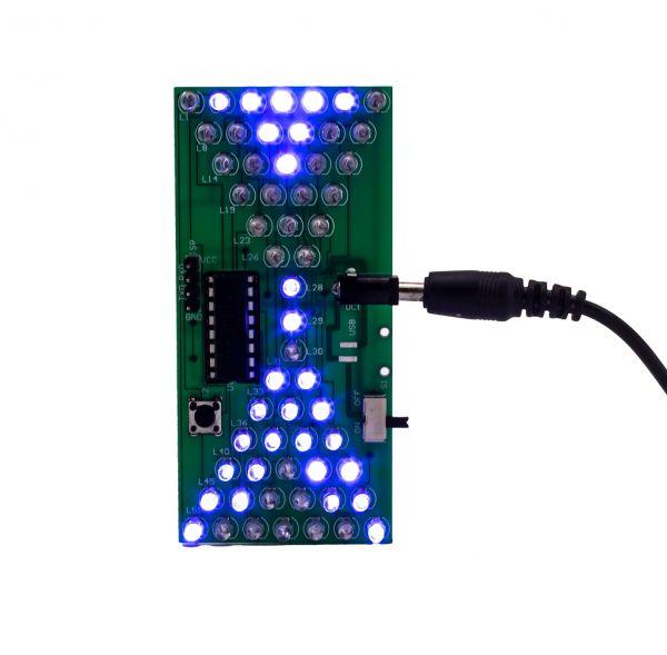 elektronische LED-Sanduhr