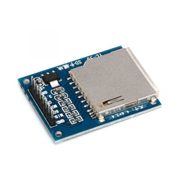 SD Card Reader Adapter Modul 3.3V 5V Kartenleser für Arduino SPI ARM MCU