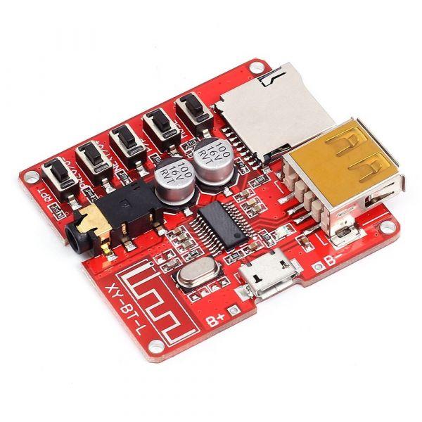 Bluetooth 4.1 MP3 Audio Decoder Verstärker Modul XY-BT-L