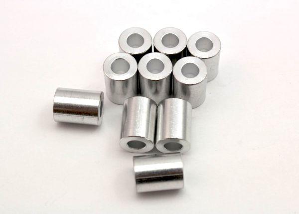 aluminium distanzhuelse M5 13.2mm