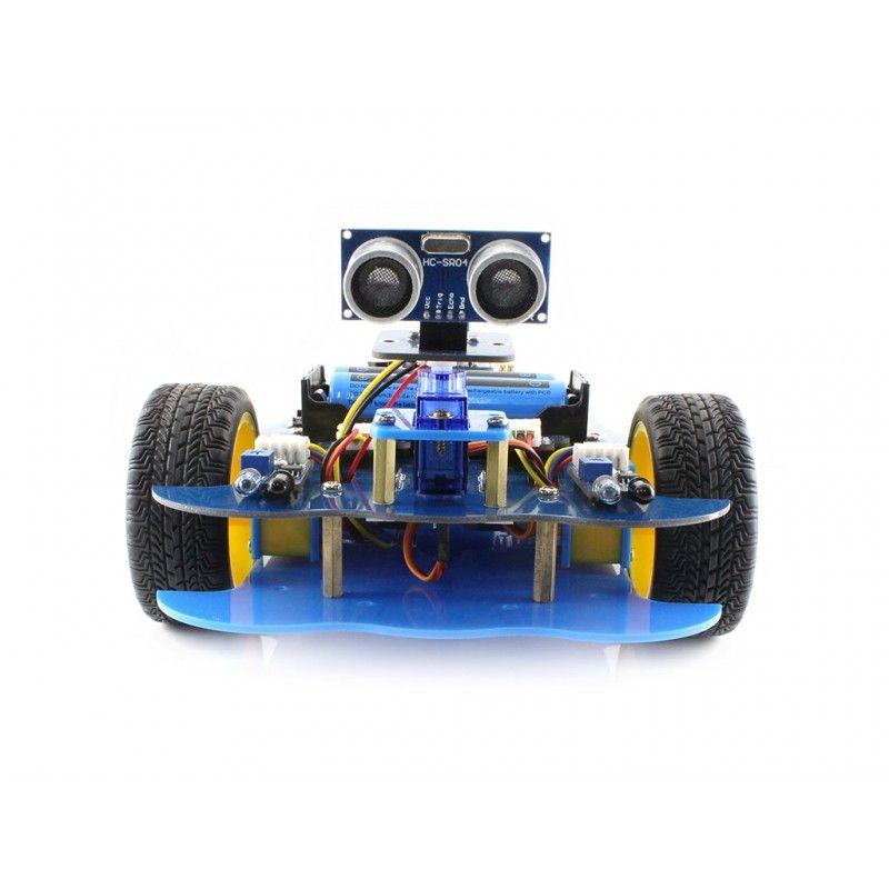 Waveshare AlphaBot Roboter-Bausatz für Arduino