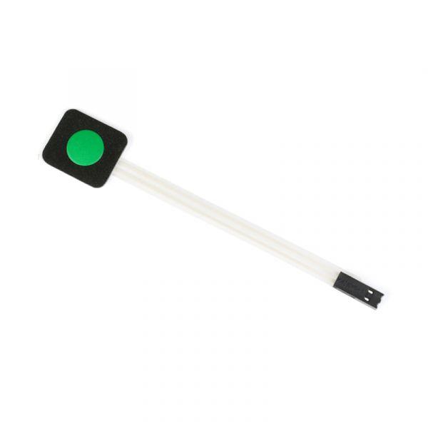Membran Keypad 1 Taste (grün)
