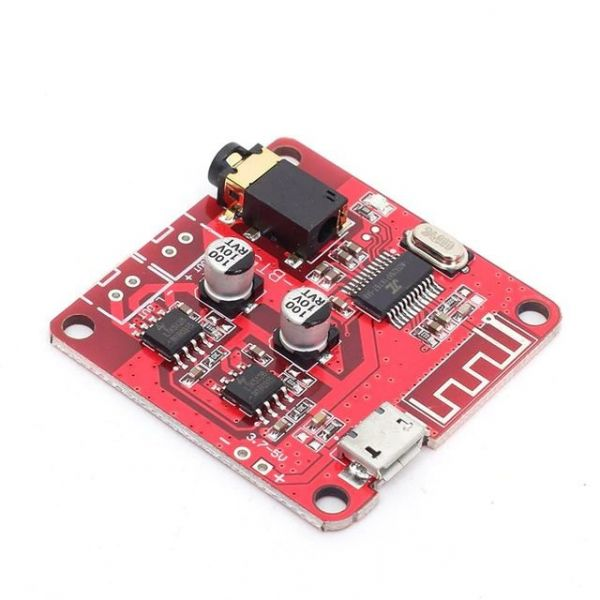 Bluetooth 4.2 Audio Decoder Verstärker Modul XY-BT5W