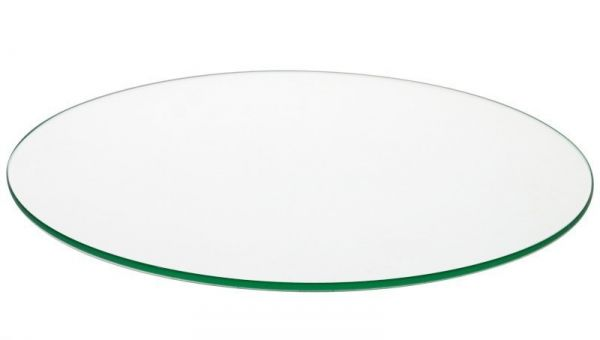 Glasplatte für Kossel Mini Ø 170 mm
