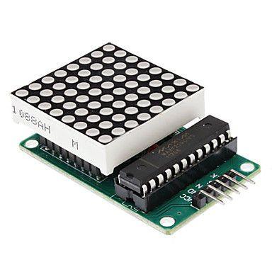 MAX7219 8x8 LED Matrix-Modul