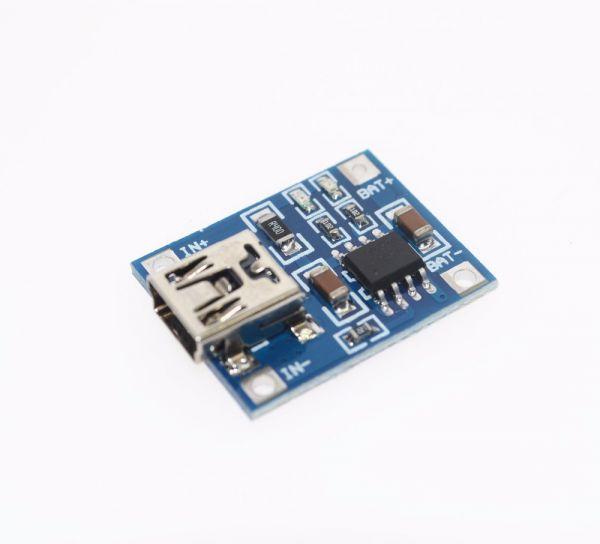 TP4056 Lithium Lipo Lion Akku Solar Lademodul für Arduino