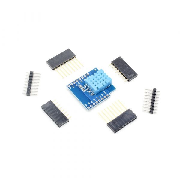 Wemos D1 Mini DHT11 Shield