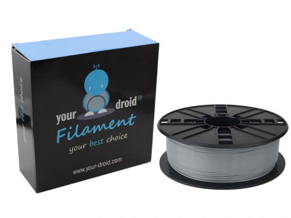 your droid filament ABS grey