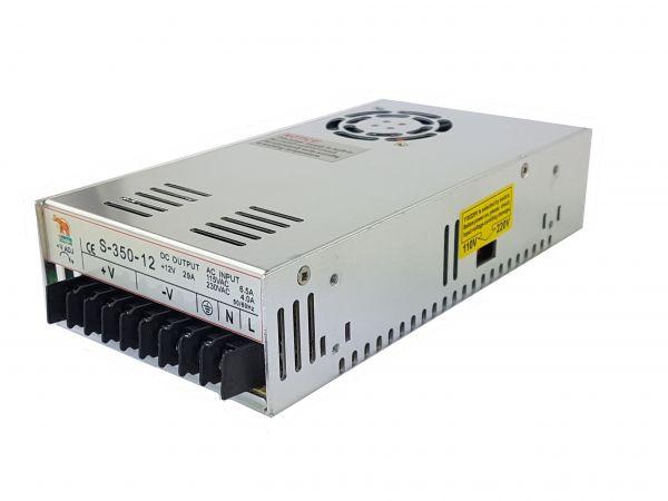 Wantai Netzteil 12V 30A 350W für 3D-Drucker / CNC-Maschinen