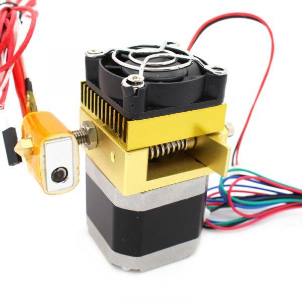 MK8 Extruder mit 0.4 mm Düse für 1.75 mm Filament