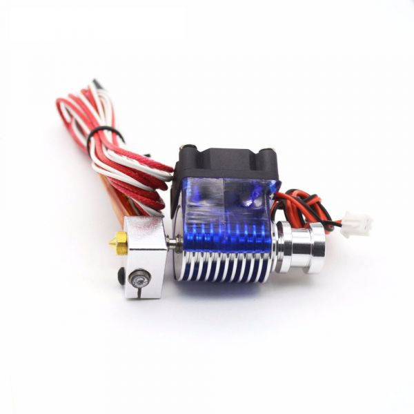 Short-Distance J-Head V6 Hot End komplettes Kit mit 0.3 Düse für 1.75mm Filament