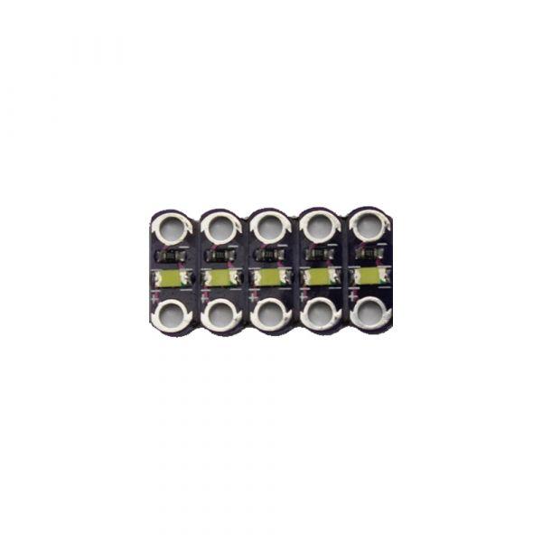 LilyPad LED weiß