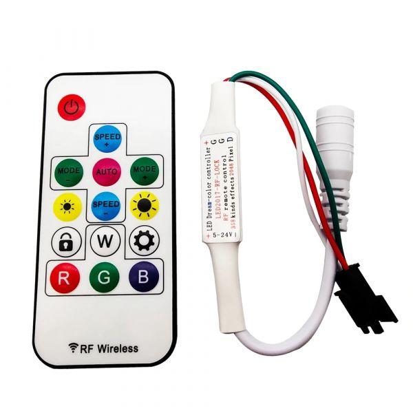 14 Tasten LED Fernbedienung für WS2812B