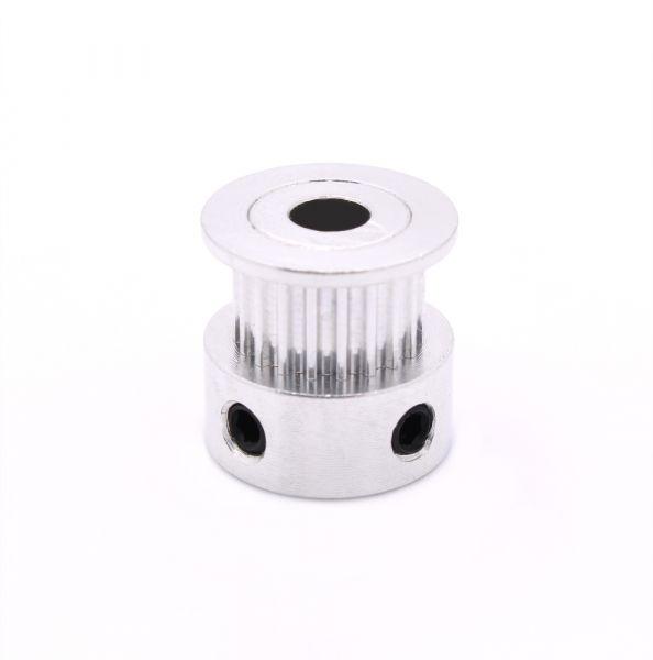 MXL Riemenscheibe 20 Zähne 5mm Bohrung für 8mm Zahnriemen