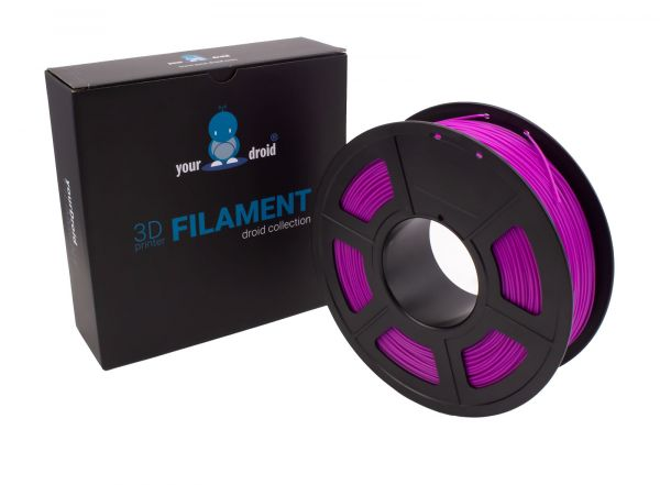 yourDroid PLA + filament fuchsia