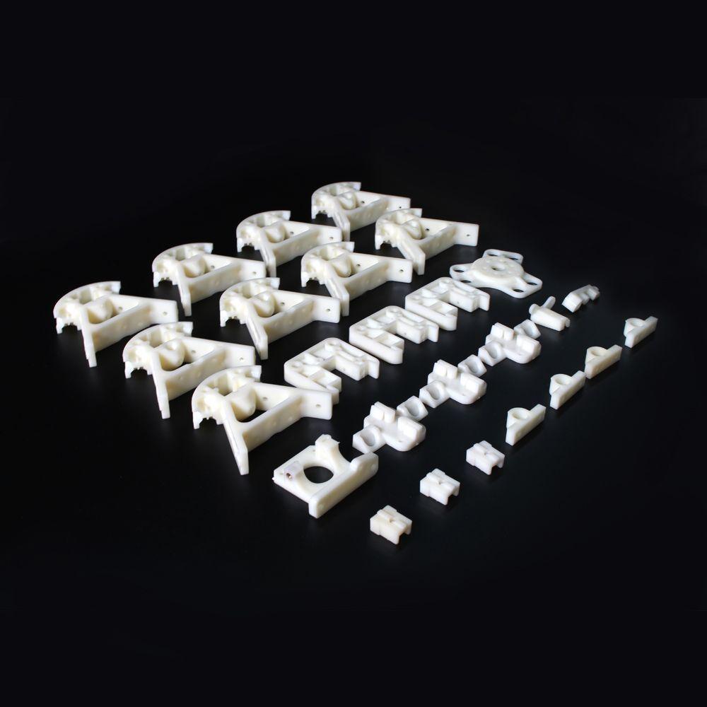 gedruckte teile f r kossel delta 3d drucker reprap rahmen. Black Bedroom Furniture Sets. Home Design Ideas