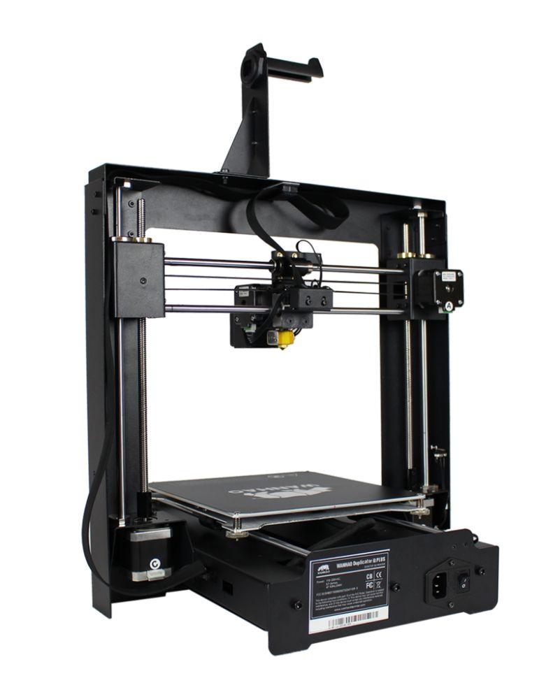 wanhao duplicator i3 plus 3d drucker 3d printer ebay. Black Bedroom Furniture Sets. Home Design Ideas