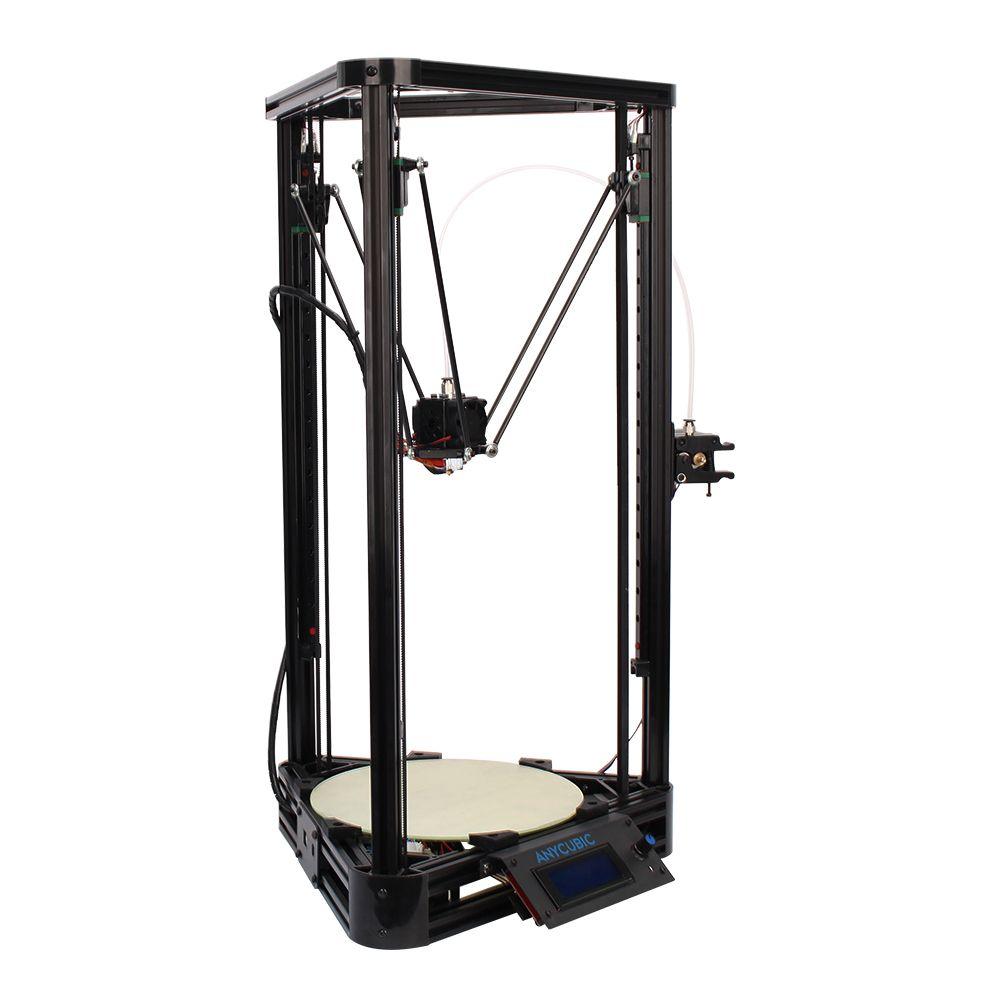 anycubic kossel plus linear 3d drucker bausatz delta printer reprap diy ebay. Black Bedroom Furniture Sets. Home Design Ideas