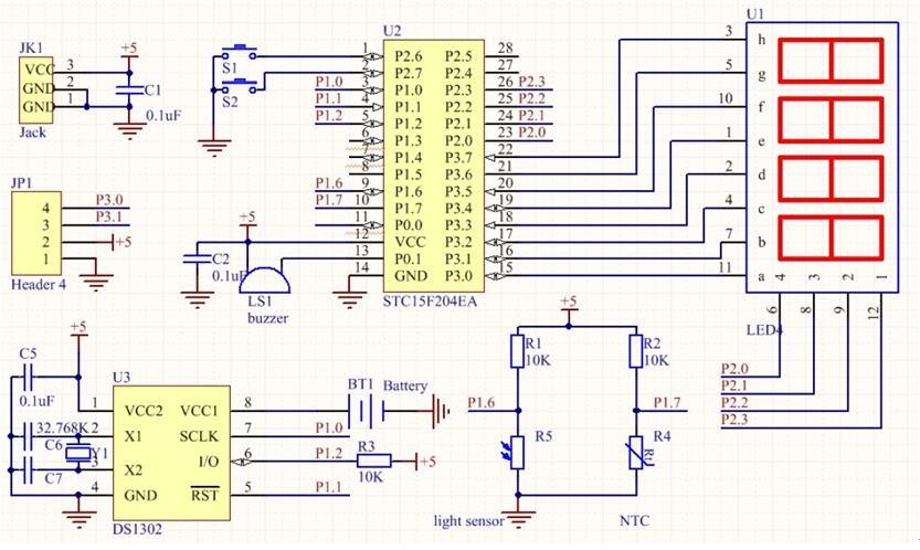 16 Töne Musik-Box Bausatz elektronische Töne erzeugen .. DIY