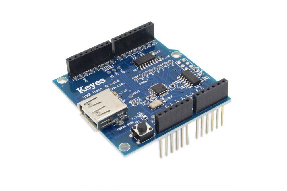 Usb host shield für arduino ebay