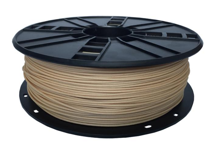 your droid wood filament natur holz 1kg spezialfilament reprap 3d drucker ebay. Black Bedroom Furniture Sets. Home Design Ideas