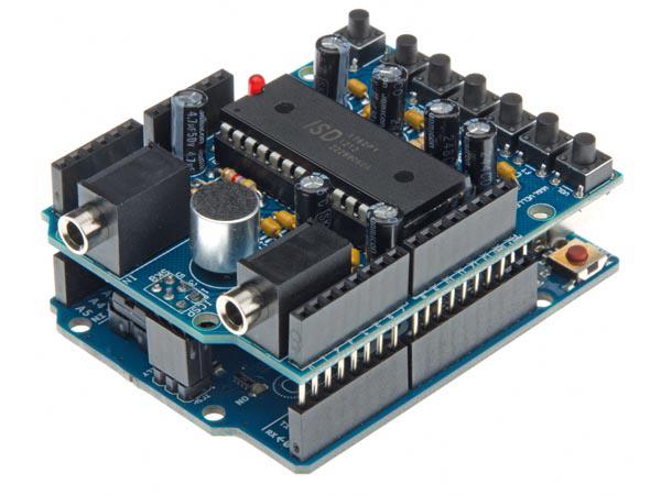 Velleman Bausatz KA02 Audio Shield für ARDUINO®  eBay