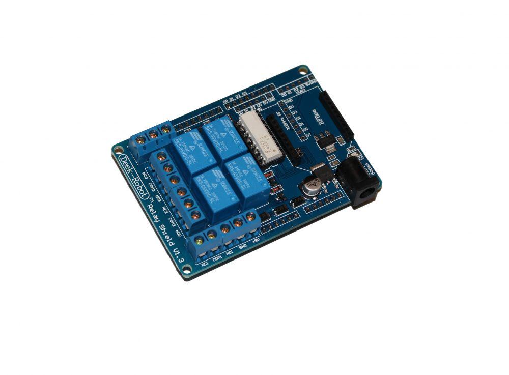 Kanal v relais relay board modul shield für